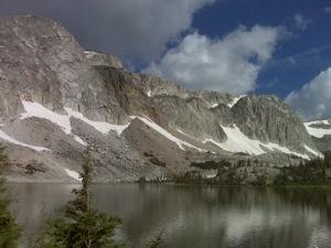 Medicine Bow Mountains, Wyoming. Photo: Lew Carpenter