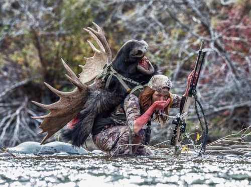 Frame packs are capable of carrying extremely heavy loads, and are the only suitable choice for big game wilderness hunts. Photo courtesy of www.tenzingoutdoors.com.