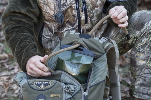 Packs with quality zippers, thread, advanced high performance materials, full adjustability and extra features like hydration systems, compression straps and rain covers represent the top of the market. Photo courtesy of www.tenzingoutdoors.com.